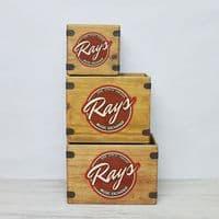 Rays Music Exchange  Record Box 12
